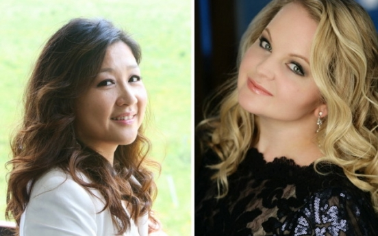 [Herald Interview] Opera singers' life on stage and off