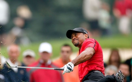 McIlroy seeks hat trick, Woods missing at PGA