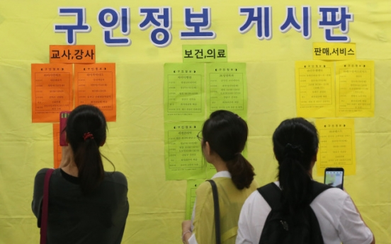 Low female employment rate weakens Korea's productivity