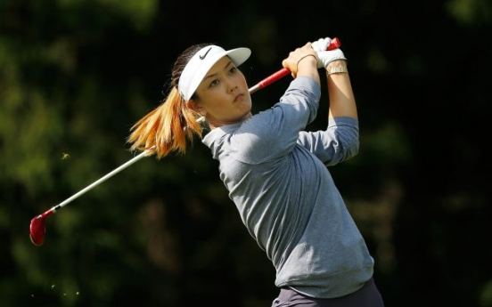Michelle Wie sidelined with finger injury
