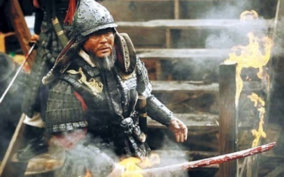 """Actors guaranteed a fortune from """"Roaring Currents"""""""