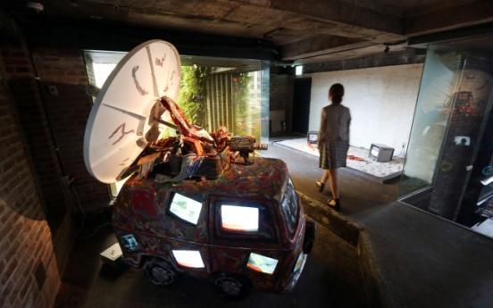Korea's top collector unveils art trove
