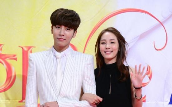Yoo Seol-ah marries Woongjin Group chairman's son