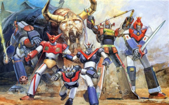 Lessons from 'Voltes V' still resonate