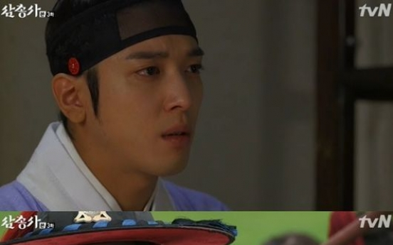 Jung Yong-hwa proves quality as actor in 'Three Musketeers'