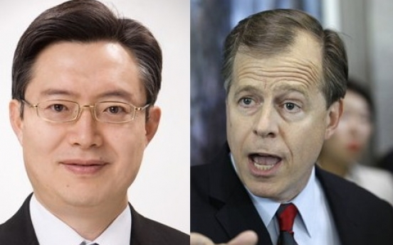 Korea, U.S. envoys to meet on resumption of 6-party talks