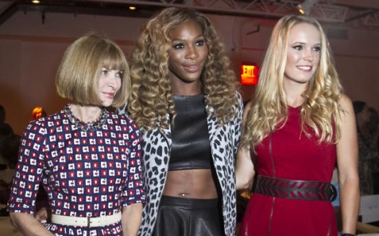 N.Y. Fashion Week blends celebrity, sophistication