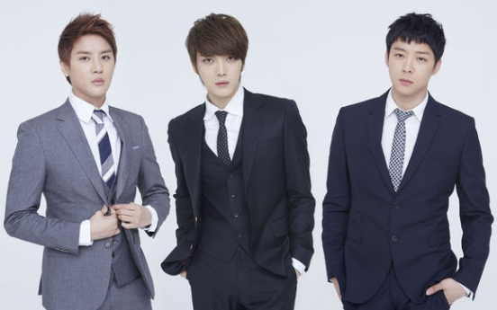 JYJ to hold free concert on Seoul street