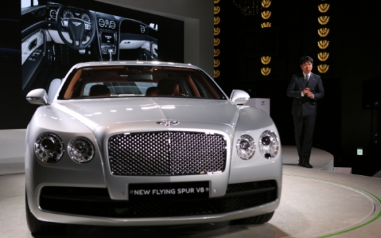 [Herald Interview] Bentley pursues timeless design