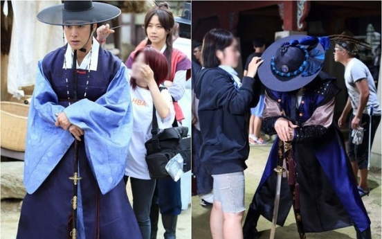Yunho proves to be 'gentleman' of Joseon