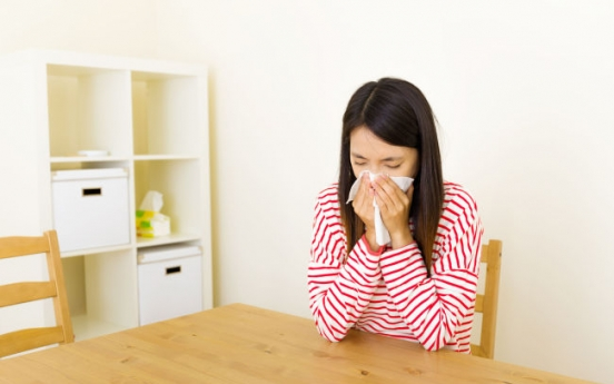 Allergic rhinitis occurs most in autumn season