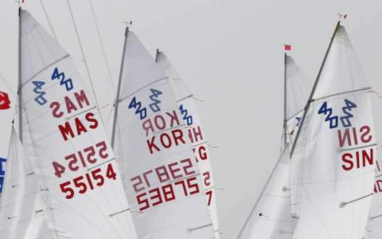 [Asian Games] Southeast Asia makes strong showing in sailing
