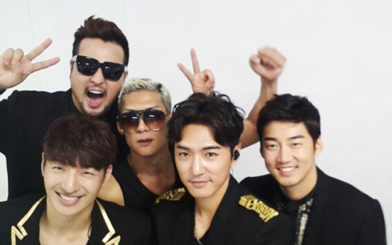 g.o.d. to celebrate 15th anniversary with first U.S. concert tour