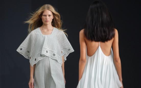 Paris fashion says non to 'Normcore'