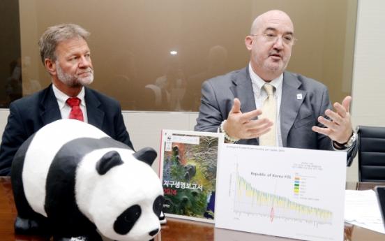 [Herald Interview] WWF calls for 'greener' Korean economy