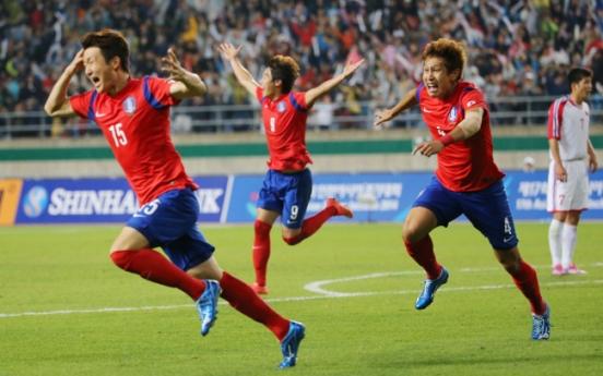 [Asian Games] S. Korea beats N. Korea for men's football gold