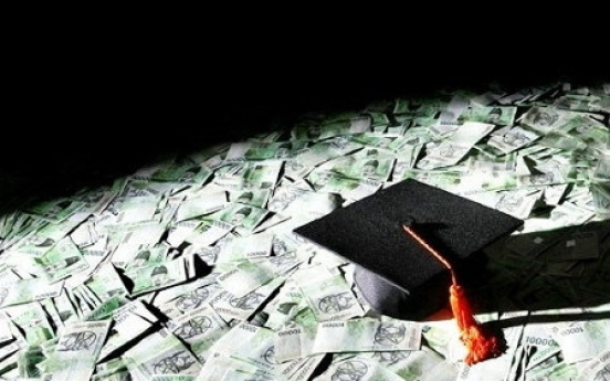 [Newsmaker] Counting cost of college application