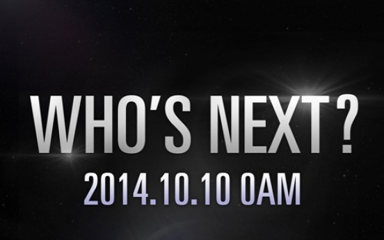 Who is next from YG this October?