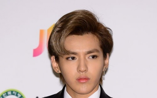 EXO ex-member Kris to sign contract with Chinese agency: report