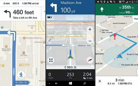 A Closer Look: What map apps can do for you