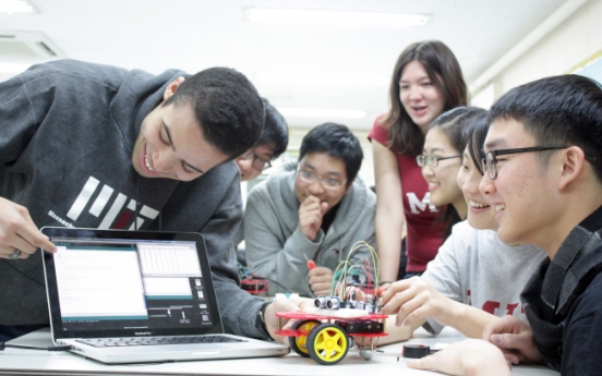 Korea International School keeping ahead of tech trends