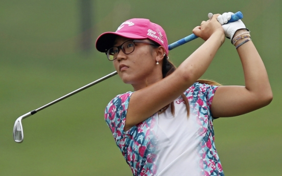 LPGA phenom Lydia Ko not thinking about No. 1 ranking