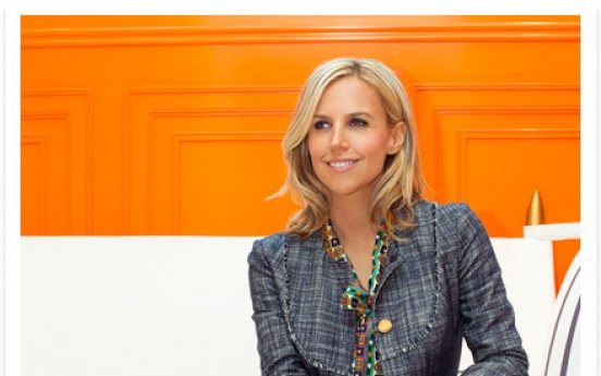 Tory Burch book gives look at what inspires her