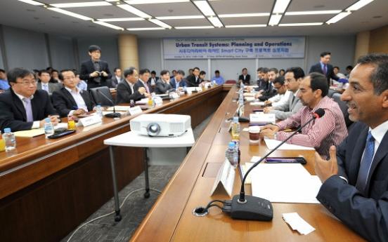 [Herald Interview] Saudi Arabia to benchmark Korea's transport systems
