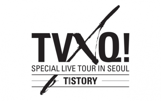 TVXQ's live tour begins in Seoul