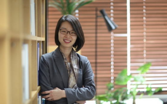 [Herald Interview] Graphene oxide new tool in fight against diseases