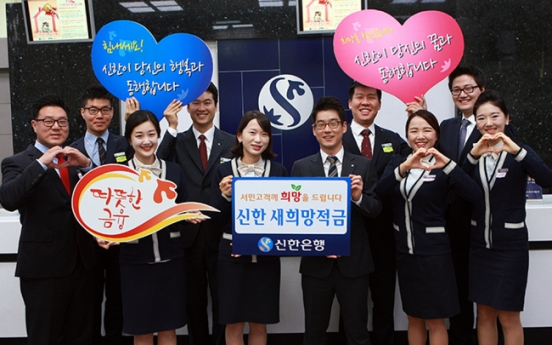 Shinhan Bank expands microcredit financing