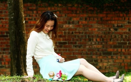 Malaysian crafter crochets her way into Hello Kitty world