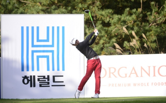 Lee scores first Korean Tour win at Herald-KYJ