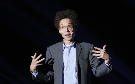 Gladwell: Key to success lies in 'character traits'
