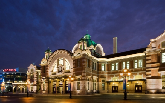 Old Seoul Station to become live theater