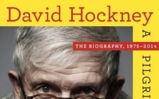 Final volume of Hockney biography
