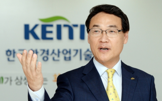[Herald Interview] 'Korea to step up investment in green technology'