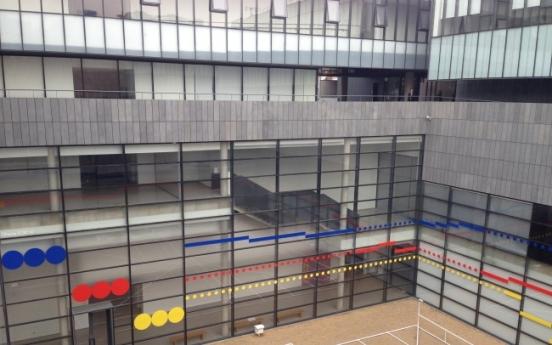 Elements of Bauhaus design explored
