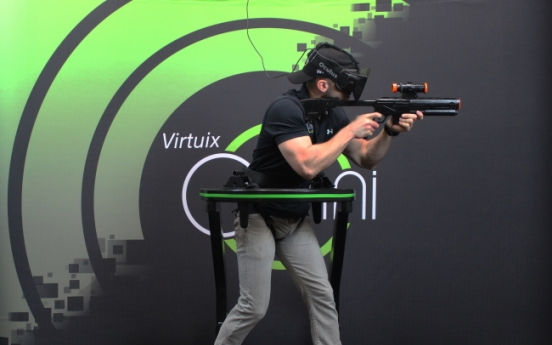 [Herald Interview] Virtuix aims to change landscape of virtual reality