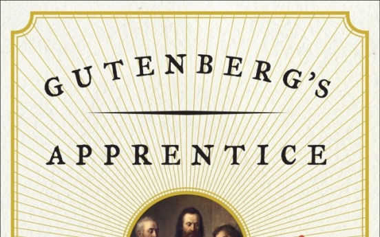 'Gutenberg's Apprentice' tells story of how printed Bible came to be