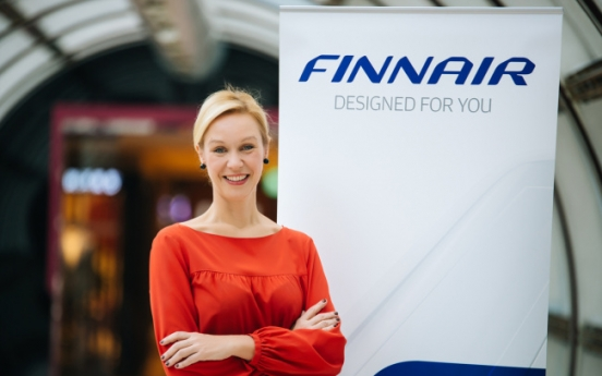 [Herald Interview] Finnair to halve carbon emissions by 2050