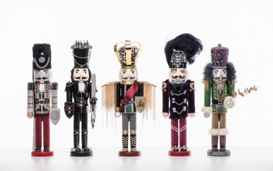 'The Nutcracker'-inspired jewelry to go on show at 10 Corso Como