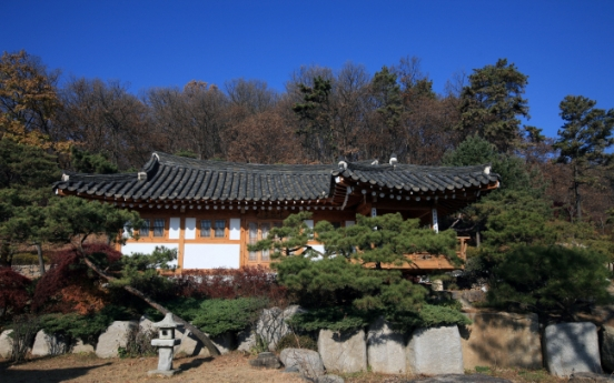 Best hanok lodgings in Korea