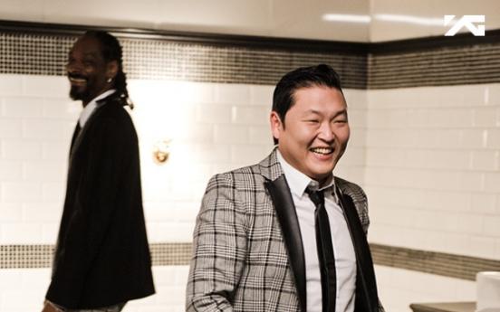Psy's 'Hangover' tops YouTube K-Pop chart