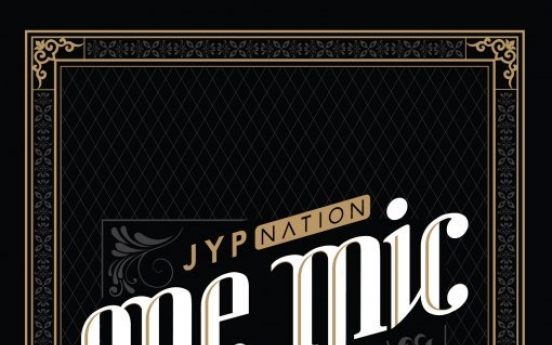 JYPE releases 'One Mic' live album