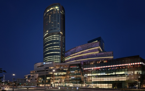 Sheraton Seoul D Cube City, hub of southwest Seoul