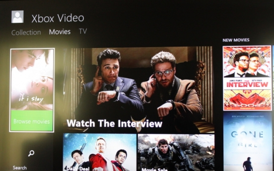 Sony releases 'The Interview' over Internet
