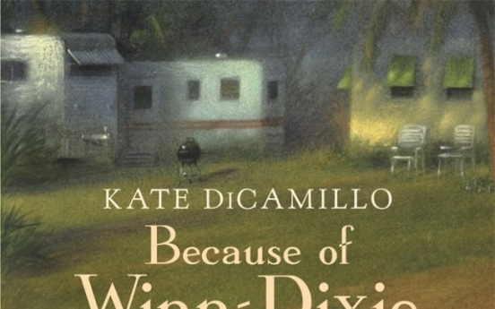 Kate DiCamillo, rock star of children's literature