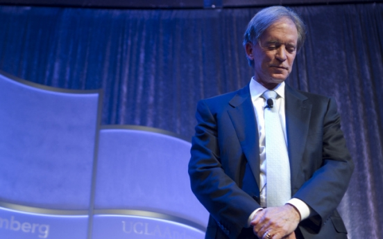 Bill Gross: I was fired from Pimco