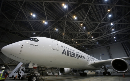 Airbus to equip long-haul jets with floatable black boxes